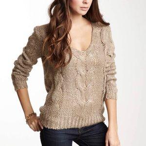 Bundle Only // BB Dakota Fuzzy Sequin Sweater